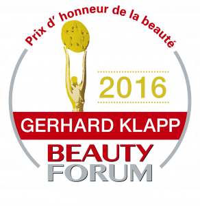 BEAUTY FORUM AWARD 2016
